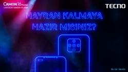 Tecno Mobile yeni modelleri ile Türkiye'de