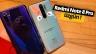 Redmi Note 8 Pro üzgün! Redmi Note 8 Pro vs realme 5 Pro