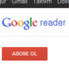 Kapanan Google Reader'a Alternatifler!