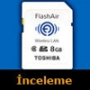 Toshiba FlashAir 8 GB İnceleme