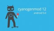 CyanogenMod 12'den Görüntüler Geldi
