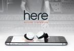 Bir Kickstarter Başarısı Daha, Here – Active Listening