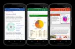 Android için Yeni Office Uygulamaları