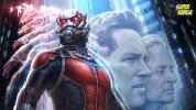 Ant-Man'den 10 Dakikalık Kamera Arkası Videosu