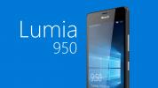 Lumia 950 Tanıtıldı! İşte Özellikleri