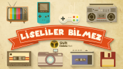 Liseliler Bilmez #5 Game Boy Advance SP