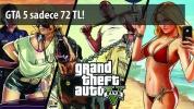 GTA 5'te Görülmemiş İndirim!