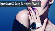 Samsung Gear S2 Türkiye'de!