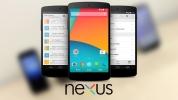 Dünden Bugüne Nexus Akıllı Telefonlar!