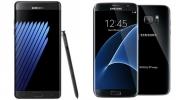 Galaxy Note 7 – Galaxy S7 Edge Karşılaştırma