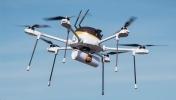 Acil teslimatları dronelar yapacak!
