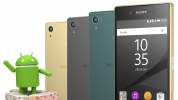 Xperia Z5 ve Z5 Premium için Android 7.0!