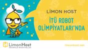LimonHost, Robot Olimpiyatları sponsoru oldu!