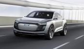 Audi E-tron Sportback tasarımı ile büyülüyor!