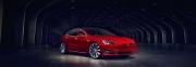 Model S ile 1000 km menzil rekoru kırıldı!