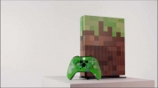 Minecraft temalı Xbox One S!