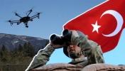 Hakkari'de teröristlere ait drone düşürüldü!