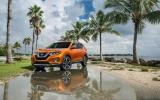 Nissan Rogue 2018 yarı otonom olacak