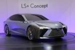 Lexus LS+ konsepti tanıtıldı!