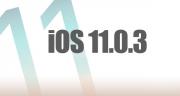 iOS 11.0.3 güncellemesi yayınlandı!