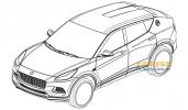 Lotus SUV'nin patent çizimleri ortaya çıktı!