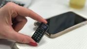 Dünyanın en küçük cep telefonu ile tanışın!