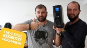 Schneider Electric Back-UPS Pro BR1500 UPS inceleme