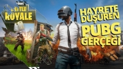 PUBG hakkındaki bu bilgiye çok şaşıracaksınız!