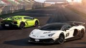 759 beygir gücünde: Lamborghini Aventador SVJ