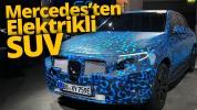 Mercedes-Benz EQC ile elektrikli SUV dünyasına girdi!