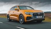 Audi RS Q8 kameralara yakalandı