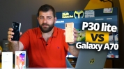 Huawei P30 Lite ve Galaxy A70 karşı karşıya!
