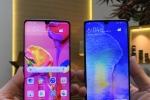 Huawei de ekran altı kamera modasına uyacak