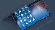 Microsoft katlanabilir Surface üzerinde çalışıyor