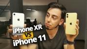iPhone 11 ve iPhone XR karşı karşıya! (Video)