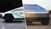 Tesla Cybertruck polis aracı oluyor