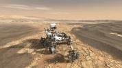 NASA 2020 Mars görevi için hazırlıklara başladı