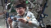 Astronotlar uzayda kurabiye pişirdi! İşte sonuç