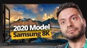 8K olmayanı 8K yapıyor! 2020 model Samsung 8K TV