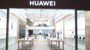Çalışanı olmayan Huawei mağazası açıldı