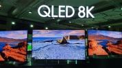 Samsung, 8K televizyon konusunda çağ atlayacak