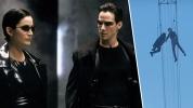 Matrix 4'ten video sızdırıldı! Trinity hakkında ipucu