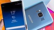 Samsung Galaxy S8 ve Note 8 güncelleme aldı!