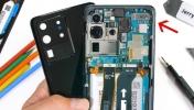 Samsung Galaxy S20 Ultra parçalarına ayrıldı