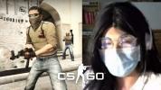 CS:GO turnuvası için cinsiyetini değiştirdi!