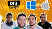 Ofisin yenileri Windows'çu çıktı!