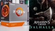 Ryzen işlemciler için Assassin's Creed Valhalla sürprizi!