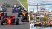 Formula 1 yeniden İstanbul'da! İşte tarih