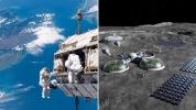 Ay üzerindeki radyasyon seviyesi belli oldu!