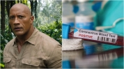 Corona virüsü Hollywood'da: Dwayne Johnson